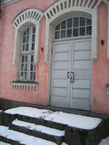 Suomenlinna colours