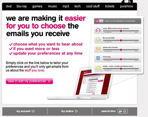 hmv email pref 2