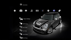 Free Mini Cooper PS3 Theme