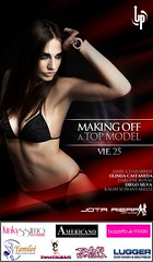 Making off a Top Model - UP Discoteca