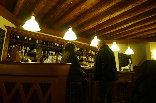 "Enoteca ""Giardinetto"" Udine - bar view"