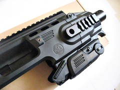 glock roni carbine conversion kit(ACTUAL ITEM)