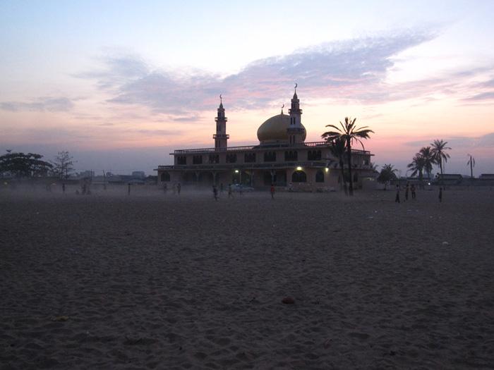 Mosque Phnom Penh