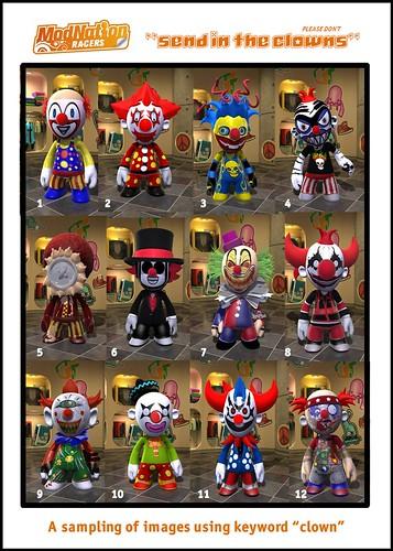 ModNation Racers_clowns