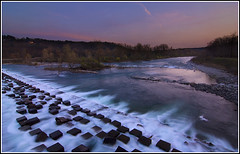 magnific ticino (DavideITA) Tags: longexposure sunset water ticino fiume filter saturation nd acqua somma lombardo nd4