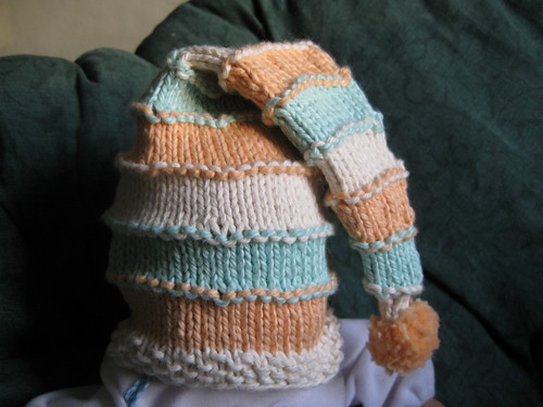 Stocking cap for Angie's baby