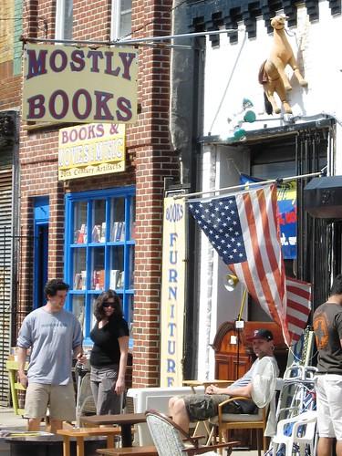 Mostly Books, Philadelphia