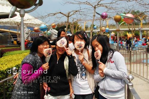 lolipop - HK disneyland
