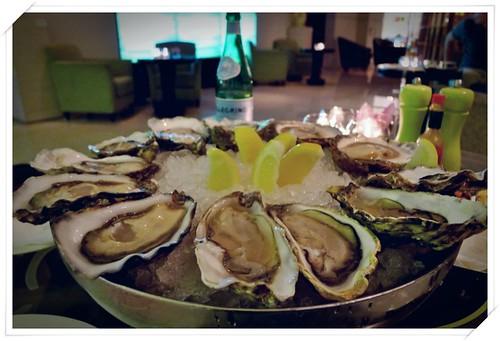 Oysters@Langham Hotel, Mongkok