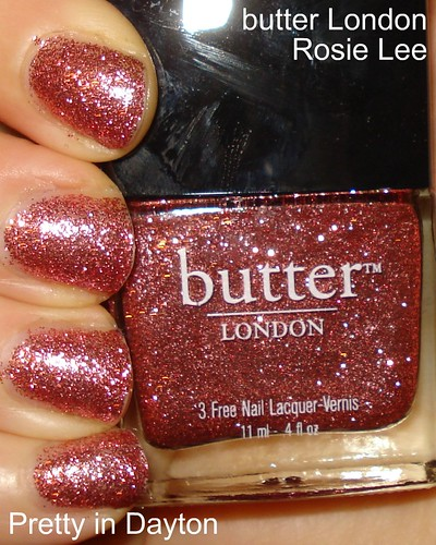 butter London - Rosie Lee