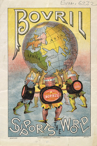 Bovril advertisement, c1890