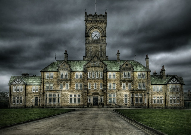 High Royds Old Asylum