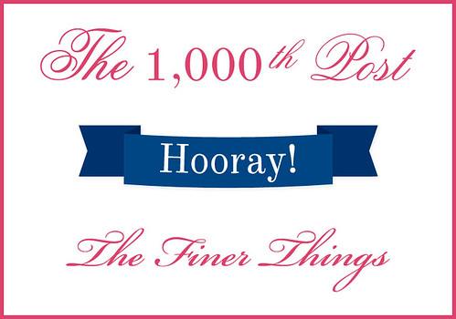 1,000th Post Image