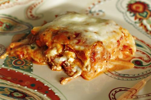 SCC Lasagna Slice