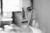 Time to fly (Melania Brescia) Tags: light bw window eyes natural sister bn jess brescia melanai