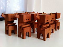AARGHBLOCK-Wood-Toy-by-Pepe_03 (pepehiller) Tags: wood urban art toys handmade pepe designertoys beewax pearwood