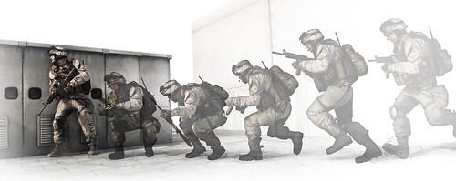 Battlefield 3 Animation #2
