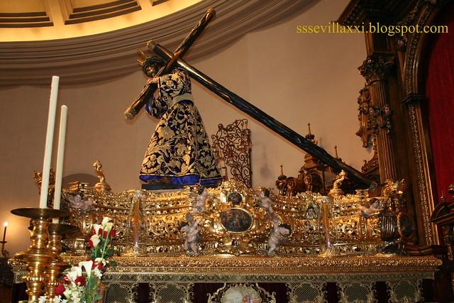 Nuestro Padre Jesús del Gran Poder. Sevilla