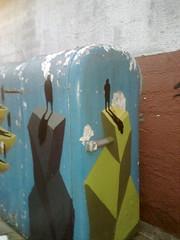 (Oco Sapiens) Tags: pobre graffit somos sapiens quadrados oco questione