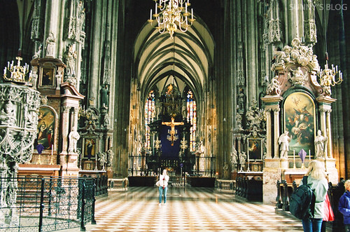 Stephansdom on Film