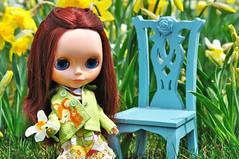 Julianne's Spring Portrait