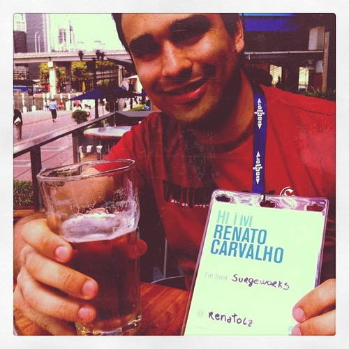 Renato @ Beer O'Clock