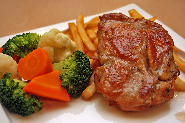 Hut's Chicken Steak