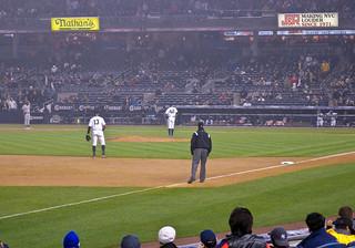 Yankee Stadium - 4/13/11