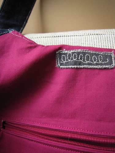Cosmo Bag Label