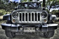 Jeep Wrangler Rubicon HDR (HunterPhillips) Tags: by photography one high nikon jeep grunge captured favorites dslr range highdynamicrange wrangler rubicon d3100