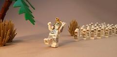 MUMMY...??? (Legoagogo) Tags: lego mummy chichester minifigure afol