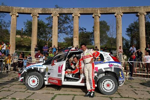 Llovera y Vallejo Rally Jordania