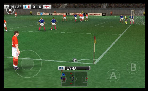 WP7 PES 2011 Soccer a best windows phone 7 game Booya Gadget