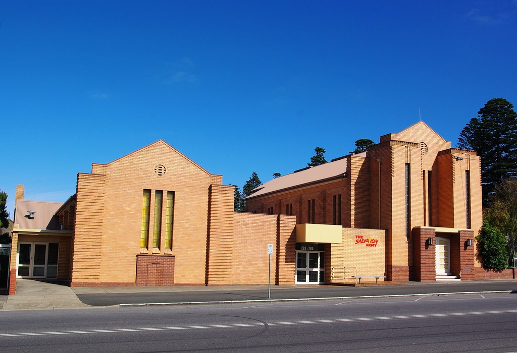 Salvation Army (former congregational church) 2027