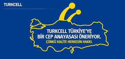 Turkcell cep anayasası
