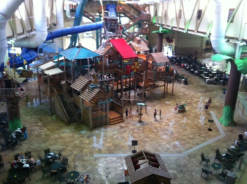 Great Wolf Lodge in Williamsburg Va. - More than just a water park.