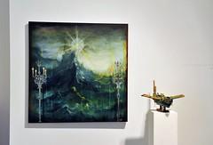 Galeria Siboney - José Luis Serzo - Vista de la galeria - Fotografía realizada por Rafael G. Riancho