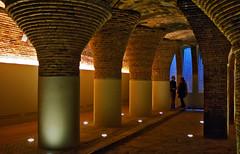 10 3416 - Espagne, Barcelone, le Palais Güell (jeanpierreossorio) Tags: artnouveau gaudi maison espagne barcelone vanagram