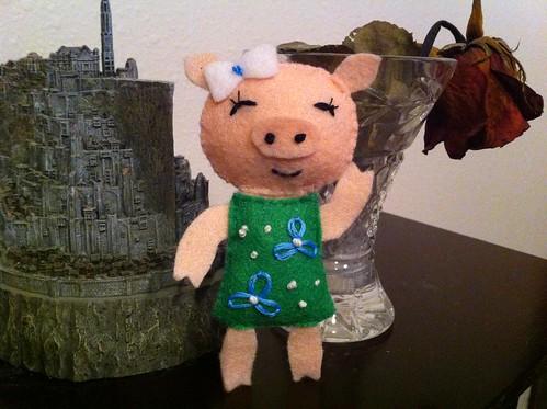 Piglet Giveaway I