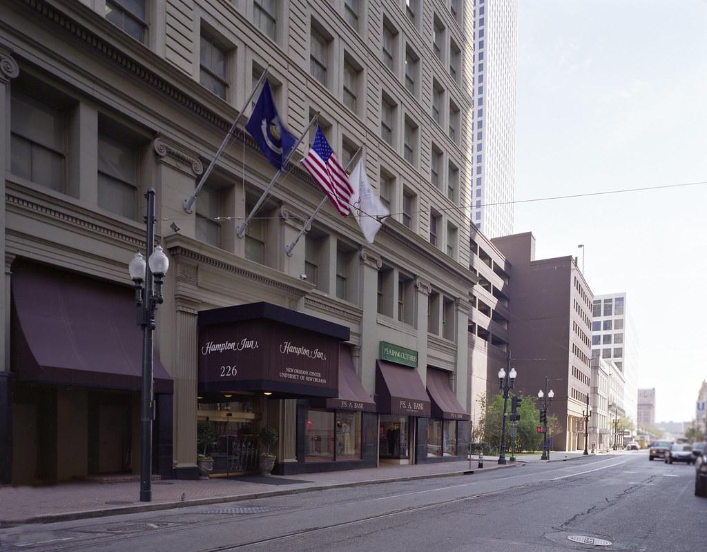 Hampton Inn Downtown/ French Quarter