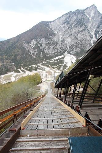 Planica ski jump