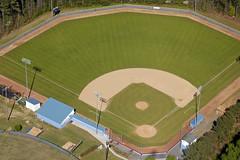 NSHS Baseball Field Aerials 4-17-2011 (Caleb's Photography) Tags: school field high baseball north aerials stanly