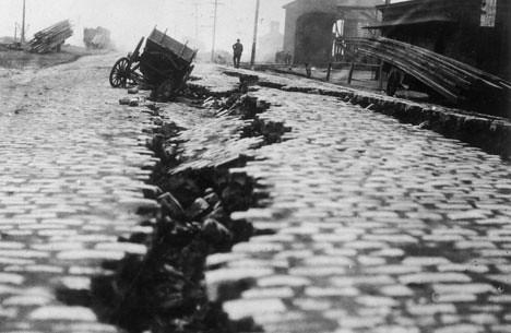 Terremoto en San Francisco