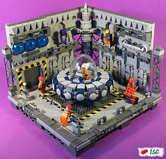 Spannerheads (I Scream Clone) Tags: ship lego zombie space alien ufo spannerhead