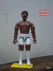 Apollo Creed WIP 2 (R.1985) Tags: movie gijoe cobra action ivan rocky figure boxer custom balboa apollo lang drago creed 118 375 clubber arah