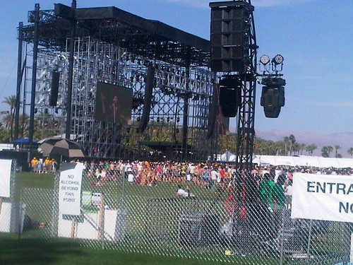 Coachella 2011 Stage