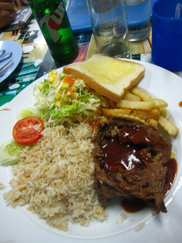 Beef Steak, Today Steak, Bangkok, Thailand