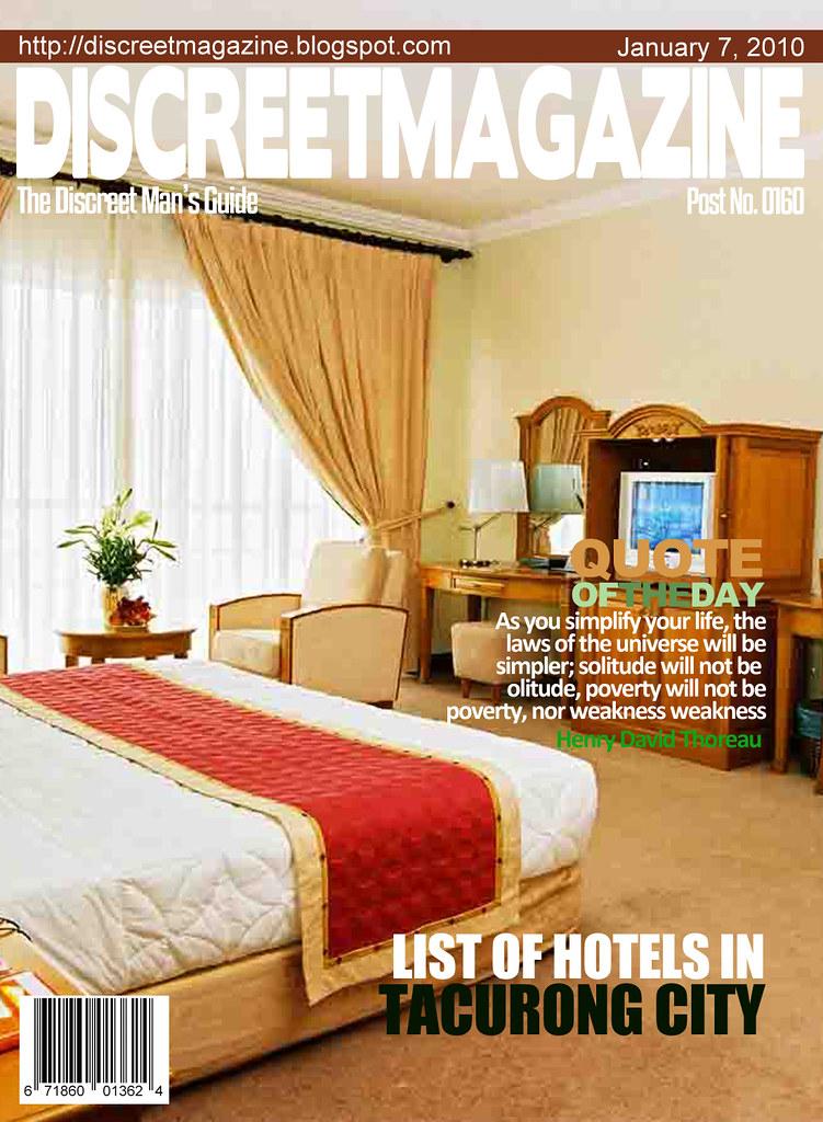 Discreet Magazine January 7 2010
