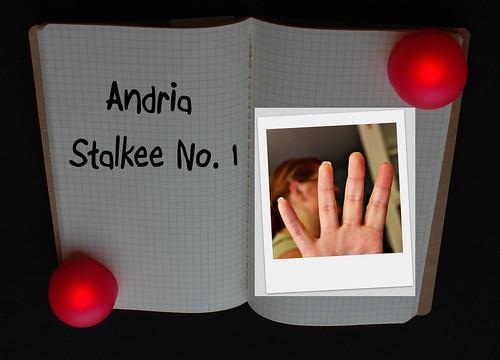 Andria the Stalkee