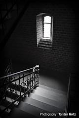 Treppe (Torsten Goltz Photography) Tags: licht fenster treppe lightroom grunewaldturm torstengoltz